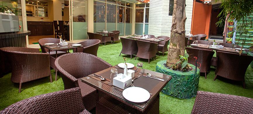Garden Patio Restaurant