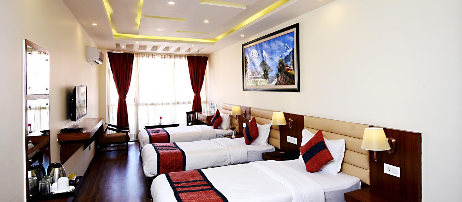 Hotel Jampa, Kathmandu