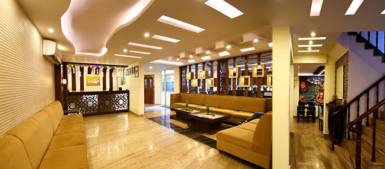 Hotel Jampa, Thamel